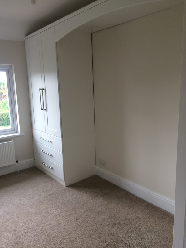 Fitted Wardrobes Humberston